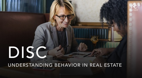 DISC: Understanding Behavior in Real Estate