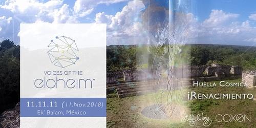 Voces de los Eloheim - Primer  iPilar iActivación | iRenacimiento 11.11.11
