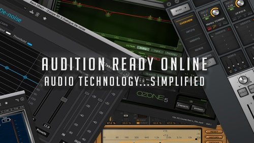 THE AUDITION READY AUDIO COURSE