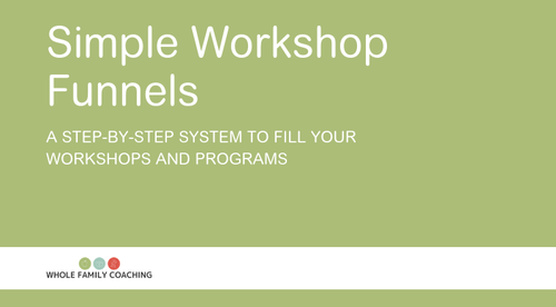 Simple Workshop Funnels (Beta)