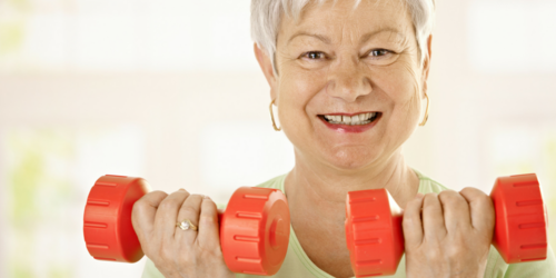 Gentle Workout for Beginners with Betty