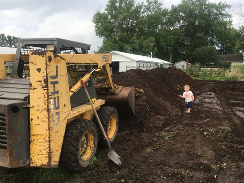 Lean Compost-making