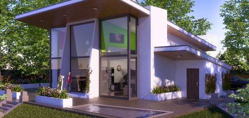 Creating Modern Exterior Renders with Cinema 4D