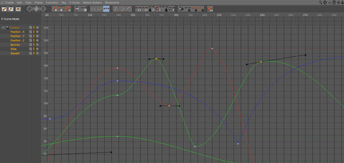 Mastering Keyframe Animation in Cinema 4D