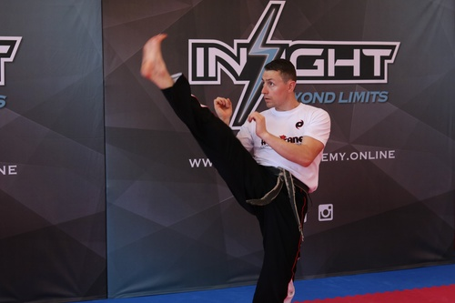 Beginner Kickboxing course