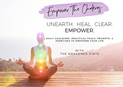 Empower the Chakras Self Study