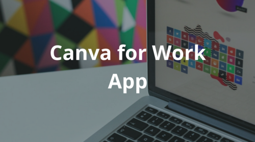 Canva for Work App