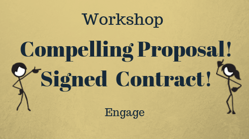 Compelling Proposal! Signed Contract!