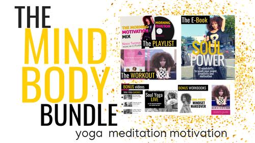 SOUL POWER Mind Body Bundle