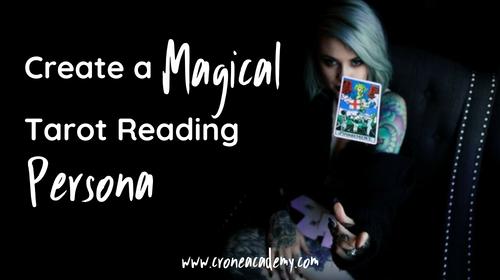 Create a Magical Tarot Reading Persona