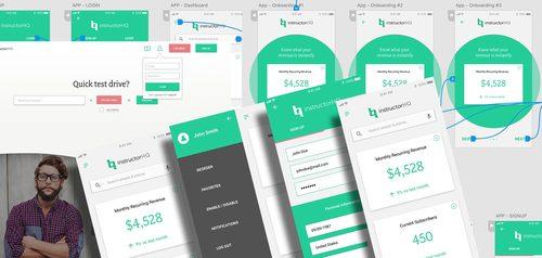 UI & Web Design with Illustrator