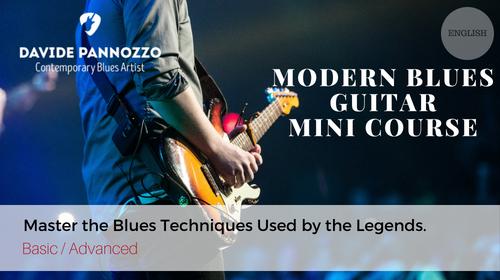Modern Blues Guitar Mini-Course
