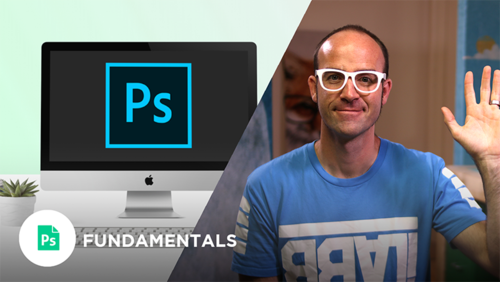 Adobe Photoshop Fundamentals Online Course