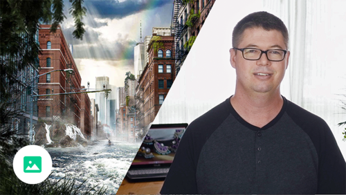 Photo Manipulation in Adobe Photoshop Online Course