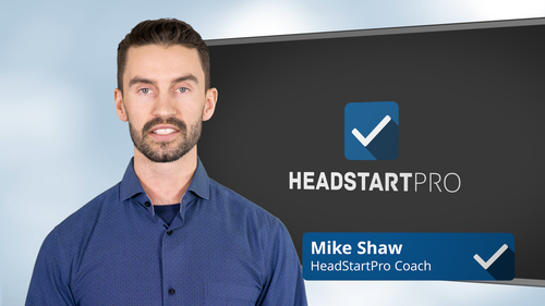 HeadStartPro Coaching Course