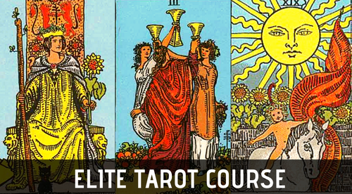 THE ELITE TAROT COURSE