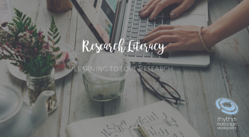 Research Literacy - Falling in love with research