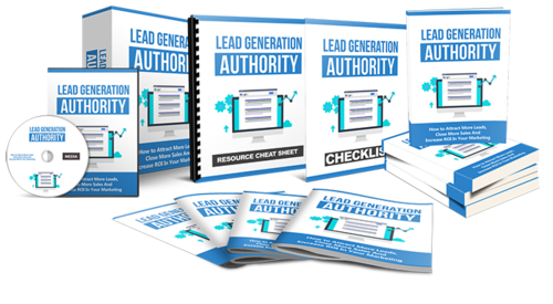 Lead Generation Authority Video Course & Bonus PDF Guides