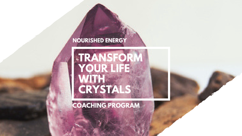 Transform your life with crystals