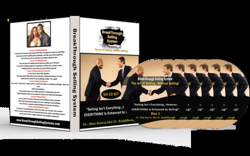 Breakthrough Selling Secrets