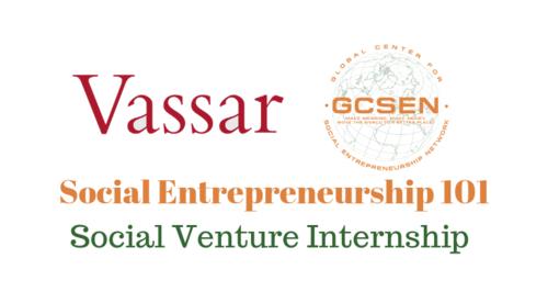 Vassar College - Social Entrepreneurship 101