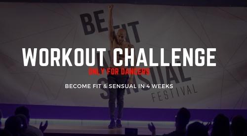 Workout for Dancers Challenge