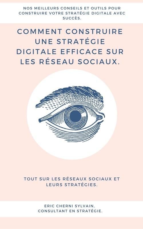 Télécharger gratuitement  votre Livre Blanc Comment construire votre stratégie digitale sur les réseaux sociaux de façon efficace.