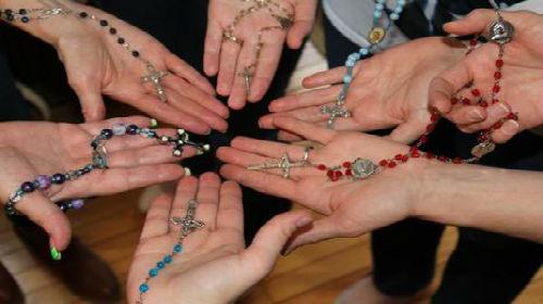 Afbeelding van How to Pray the Rosary
