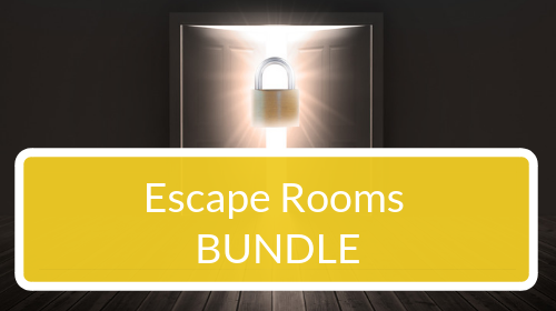 Escape Rooms Membership Bundle