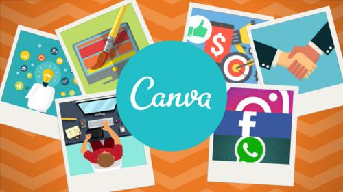 Diseño gráfico fácil y rápido para tu negocio con Canva