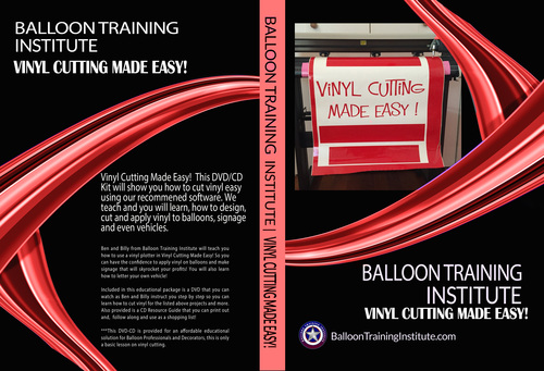 Vinyl Cutting Made Easy!