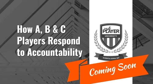 How A, B & C Players Respond to Accountability