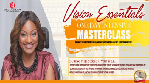 Vision Essentials™ Strategic Planning System