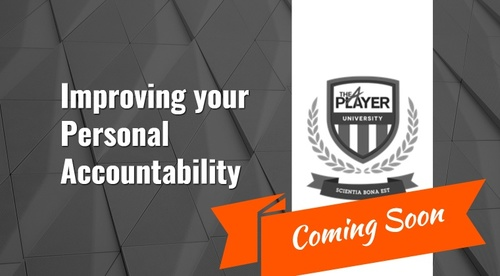Improving your Personal Accountability
