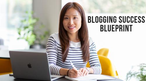 Blogging Success Blueprint