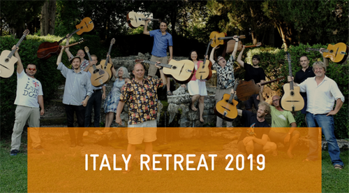 Italy retreat 2019