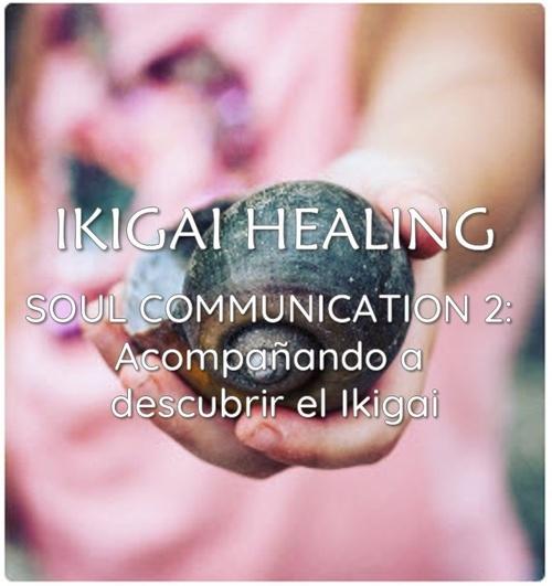 Soul Communication 2: Acompañando a descubrir el Ikigai