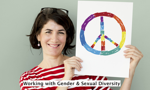 Mini Series Part 7 of 12 - Working with Gender & Sexual Diversity.