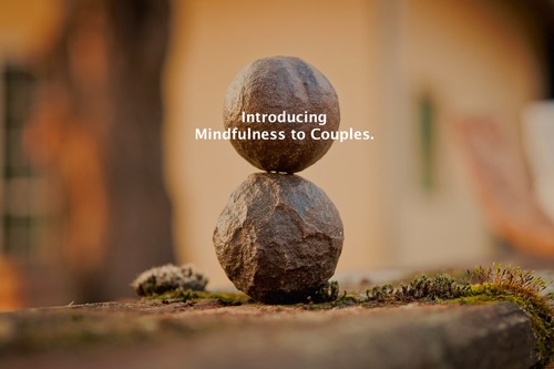 Mini Series Part 9 of 12 - Introducing Mindfulness to Couples Work.