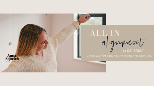 All In Alignment: 60 Day Sprint