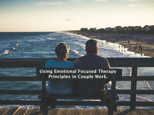 Part 3 of 12 - Using Emotional Focused Therapy Principles in Couple Work (Bundle)