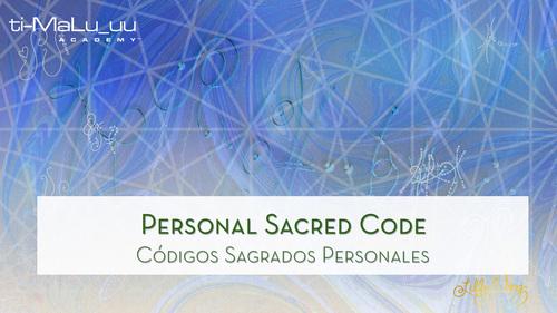 CÓDIGO SAGRADO PERSONAL