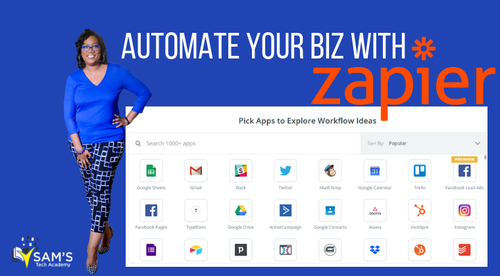 Automate Your Biz With Zapier