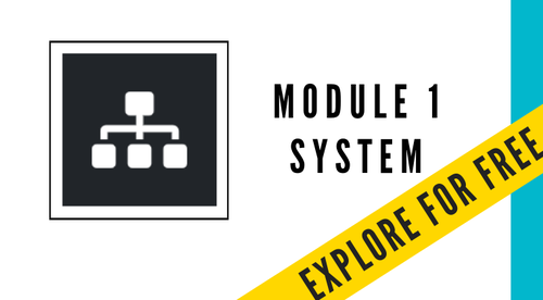 The College Scholarship System - Module 1