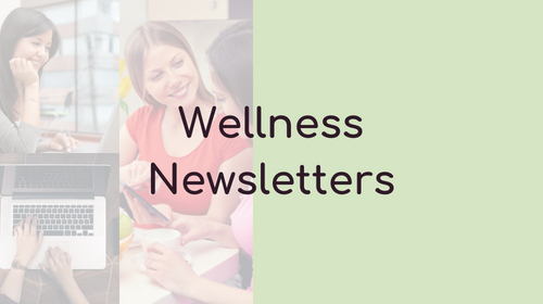 Wellness Newsletters Bundle Q4