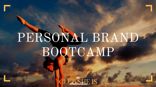 Personal Brand Bootcamp