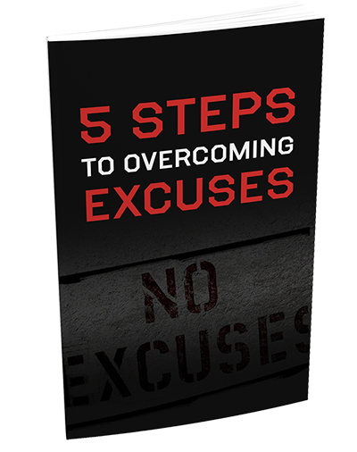 Overcome Excuses - ALL ACCESS - Member Only Ebook
