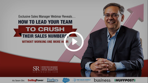 How to Lead Your Team To Crush Their Sales Numbers!