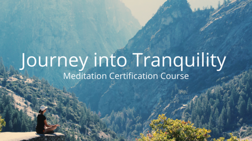 Meditation Certification Course