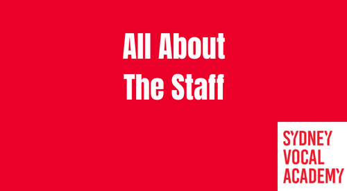 All About The Staff